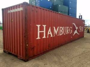 *** 20ft Used Shipping Container *** Gin Gin Bundaberg Surrounds Preview