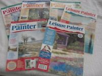 Leisure Painter Collection of Six Copies
