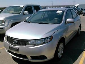 2010 Kia Forte Certified/E.tested