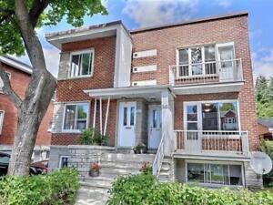 NDG 61/2for rent 4 bedrooms 3 bathroom 1 indoor garage
