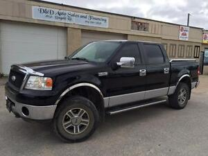 2007 Ford F-150 XLT-4WD-LOADED-ALLOYS
