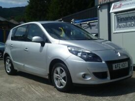 2009 RENAULT SCENIC 1.6 MPV .. FINANCE AVAILALBE