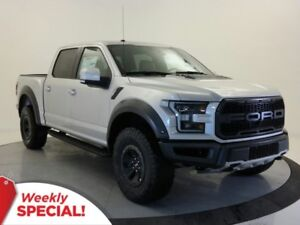 2018 Ford F-150 Raptor 4x4 - Leather, SYNC Connect, Moonroof