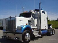 Owner Operators/ Current Owner Op.- financing available