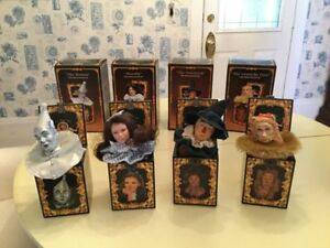 wizard of oz musical boxes