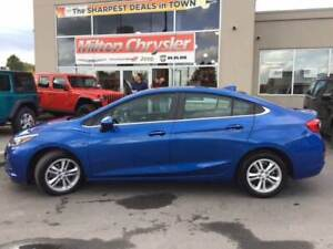 2016 Chevrolet Cruze LT|HEATED SEATS|BACK UP CAMERA|