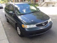 2004 Honda Odyssey 7 passagers