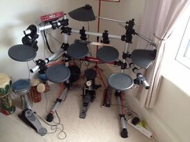 Yamaha DT Express III Electronic Drum kit