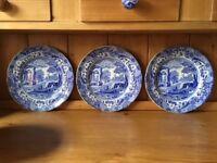Spode's Italian Copeland plates