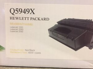 Premium Tone HP Q5949X Printer Cartridge