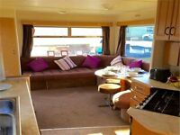 CHEAP STATIC CARAVAN FOR SALE ON A SEAFRONT PARK NR NEWCASTLE, SUNDERLAND, COUNTY DURHAM, HARTLEPOOL