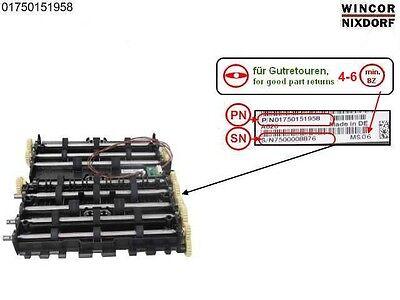 Wincor Atm Transport Module Head Lower Path B Crs Pn 1750151958