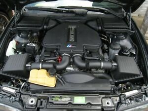 BMW E39 M5 S62B50 Engine for Sale from 2001 M5 82,000 km