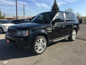 2011 Land Rover Range Rover Sport LUX|NAV|CAM|SUNROOF|LEATHER