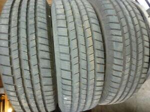 LT 245 75 16 Trois Michelin et Trois Toyo Observer Tuff Duty