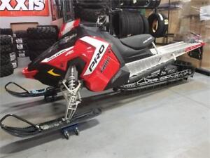 "2016 800 Pro RMK 163"" with electric start"