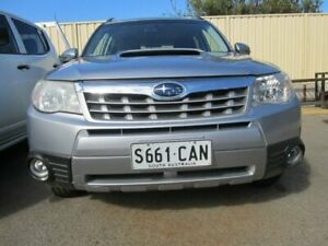 2011 Subaru Forester MY12 2.0D Silver 6 Speed Manual Wagon Windsor Gardens Port Adelaide Area Preview