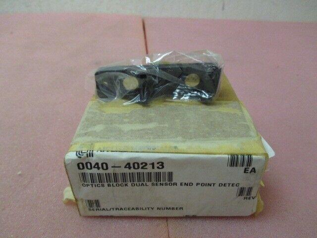 AMAT 0040-40213 Optics Block Dual Sensor End Point Detec