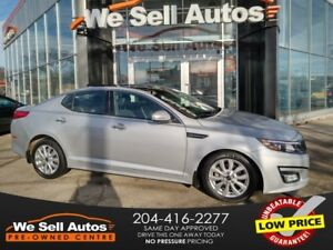2015 Kia Optima EX w/ PANOROOF * HEATED SEATS * REAR VIEW CAMERA