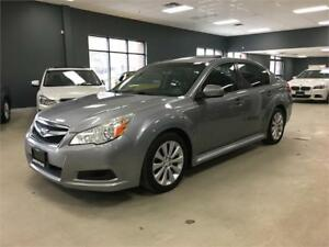 2010 Subaru Legacy Limited Pwr Moon*LEATHER*ROOF*SUPER CLEAN*