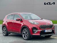 2018 Kia Sportage 1.6 Crdi Isg Gt-Line 5Dr Dct Auto [Awd] Estate Diesel Automati