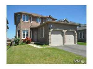 4 Bedrooms House with WALK-OUT BSMT in South East Barrie
