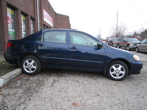 2005 Toyota Corolla - Very clean for your driving pleasure