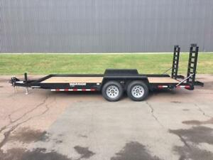 "NEW 2018 CAM 82.5"" x 16' WARRIOR EQUIPMENT TRAILER"