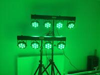 Equinox Mega Bar LED Par Lighting