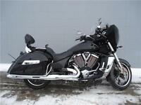 2011 Victory Cross Country Black