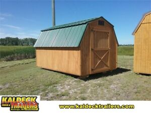 Old Hickory 8x12 Barn Utility Shed