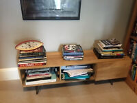 Swoon mid-century TV stand and media unit