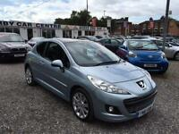 2011 PEUGEOT 207 1.6 VTi 120 Allure VERY VERY LOW MILEAGE PANORAMIC SUNROOF