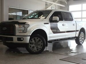 2016 Ford F-150 Lariat-Sport Pkg-Moon Roof-Technology Pkg