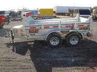 New Equipment & Dump Trailers in Stock