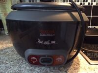 Tefal Electric Rice Cooker Steamer - Cool Touch 1.8L