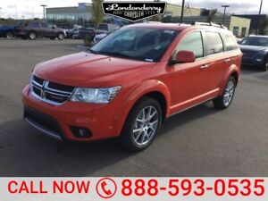 2018 Dodge Journey AWD GT 3.6L V6               8.4 Inch Touchsc