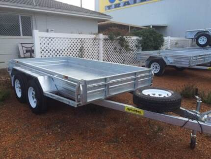 10x5 Box Top Trailer Welshpool Canning Area Preview