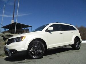 2018 Dodge Journey CROSSROAD WITH DVD ($24977, ORIGINAL MSRP $41