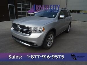 2011 Dodge Durango AWD LEATHER DVD 7PAS $235b/w