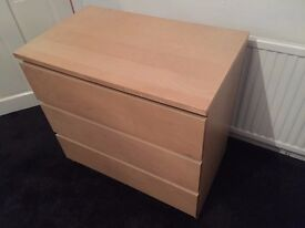 IKEA Chest of drawers (Collection only) - £15