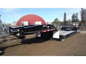 James Western Star - 2015 Trail King HYD Detach LOWBED