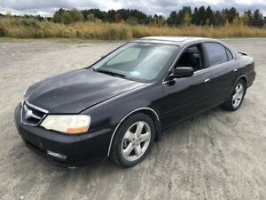 2002 Acura TL Type S 3.2litres