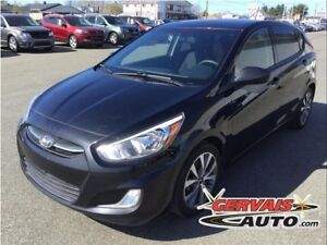 Hyundai Accent GLS TOIT MAGS BLEUTOOTH 2016