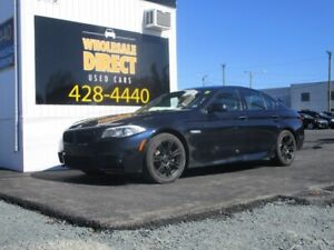 2013 BMW 5 Series SEDAN 528Xi 2.0 L