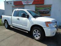 2013 NISSAN TITAN SV KING CAB AUTOMATIC ,AIR BACK UP CAMERA FACT