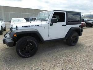 * BRAND NEW 2016 JEEP WRANGLER SPORT - DO NOT PAY FOR 90 DAYS!