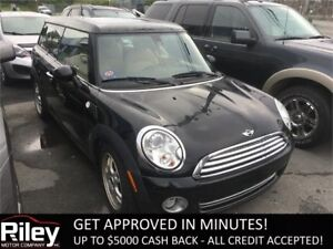 2010 MINI Cooper Clubman STARTING AT $109.44 BI-WEEKLY
