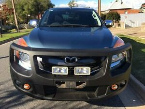 2012 Mazda BT-50 UP0YF1 XTR Freestyle Blue 6 Speed Manual Utility West Hindmarsh Charles Sturt Area Preview