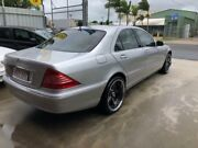 2003 Mercedes-Benz S350 W220 Silver Automatic Sedan Clontarf Redcliffe Area Preview